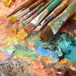 hamyartest - همیار تست - نمونه سوال و آزمون آنلاین - سوال نقاش رنگ و روغن کار