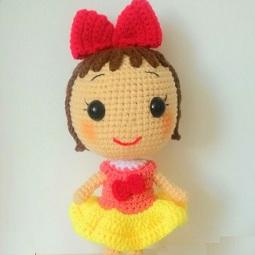 hamyartest - همیار تست - نمونه سوال و آزمون آنلاین - سوال بافنده عروسک های تزئینی - عروسک بافی